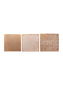 Alhambra laser cut wall panels