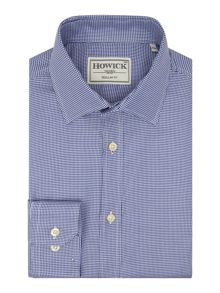 Howick Tailored Avenal Small Dogtooth Shirt