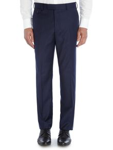 Wolf Stripe Classic Fit Suit Trousers