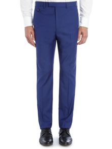 Plain Extra Slim Suit Trousers