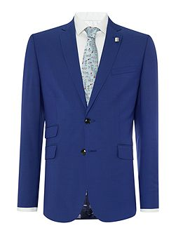 Plain Extra Slim Suit Jacket