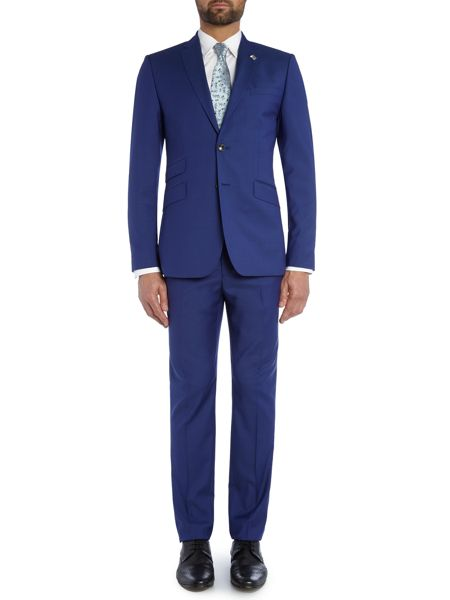 Ted Baker Plain Extra Slim Suit Jacket