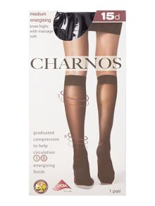 Charnos 15 Denier Support Knee Highs
