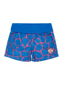 Girls Graphic Short
