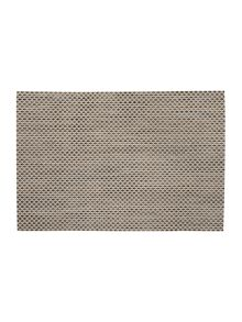 Linea Vinyl placemat beige set of 4