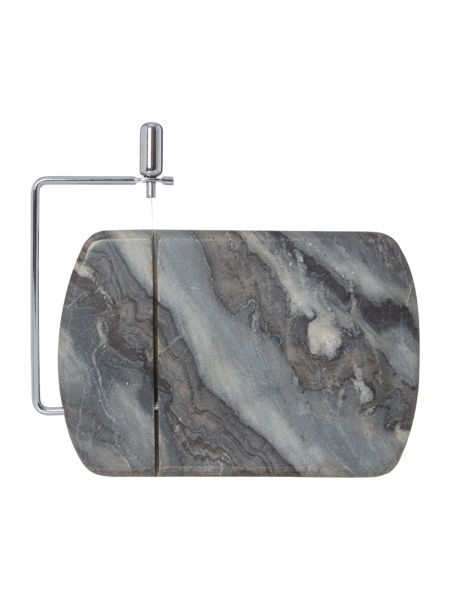 Gray & Willow Dark marble cheese cutter