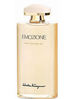 Salvatore Ferragamo Emozione Bath & Shower Gel 200ml