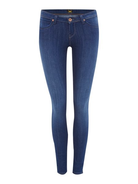 Lee Toxey super skinny jean in midnight blue