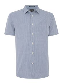 Wilson Gingham Short Sleeve Shirt