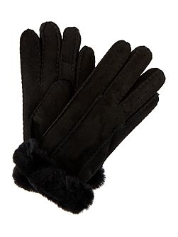 Classic Perforated Two Point Glove