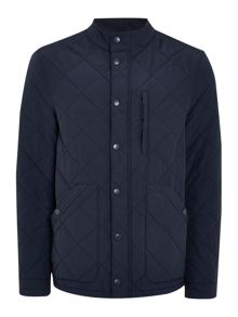Spike Quilted Jacket