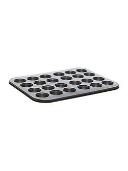 Linea 24 cup non stick mini cake tin