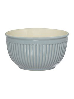 Medium mixing bowl blue