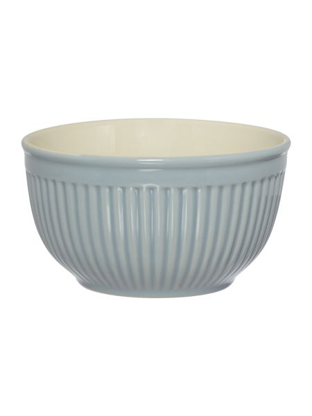 Dickins & Jones Medium mixing bowl blue