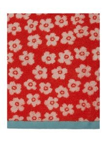 Dickins & Jones Bird and Flower Hand Towels (Set of 2)