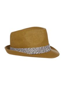 Ted Baker Synthetic Trilby Hat