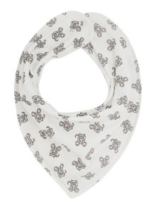 name it Babys all over mouse print bib