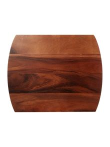 Linea Acacia rectangular board large