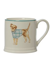 Dickins & Jones Wallis the dog mug