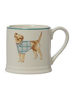 Wallis the dog mug