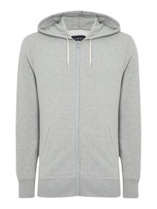 Morgan Zip Through Hoody