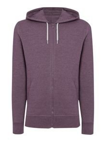 Criminal Morgan Zip Through Hoody