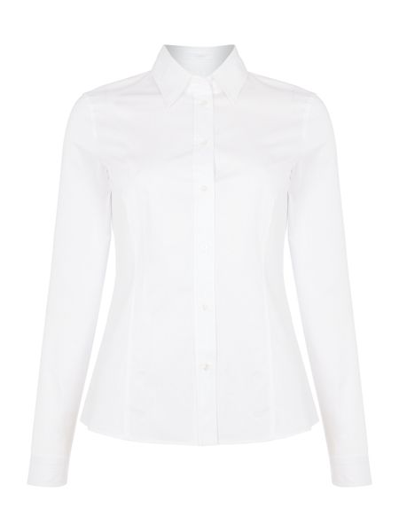 Hugo Boss Banu13 Cotton Long Sleeve Shirt