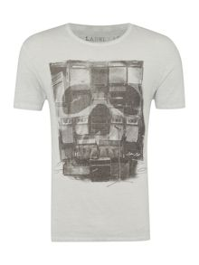 Amps Graphic Fit T-Shirt