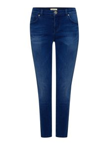 Linea Weekend French Blue Chelsea Crop Jeans