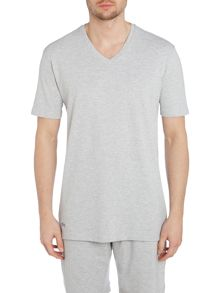 Lacoste Nightwear V-Neck T-Shirt