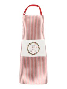 Tis the season apron