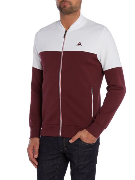 Le Coq Sportif Graphic Crew Neck Pull Over Jumpers
