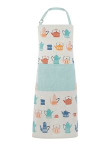 Dickins & Jones Teapot apron