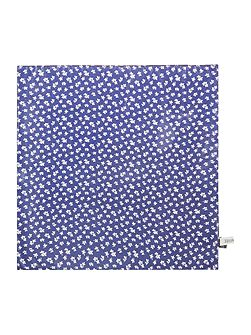Westlake Printed Floral Pocket Square