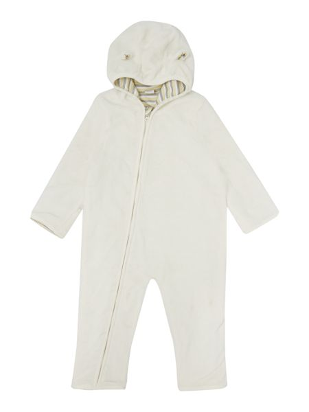 name it Babys Fleecy Nightsuit With Mouse Ears