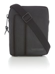 Asher Synthetic Messenger Bag