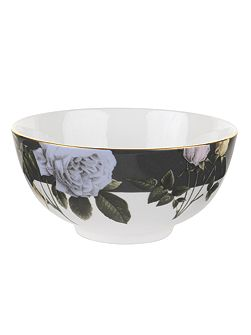 Portmeirion Cereal Bowl Black