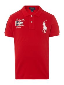 Boys Big Pony Polo