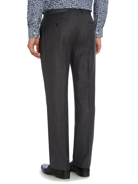 Howick Tailored Elmont Flannel Suit Trousers