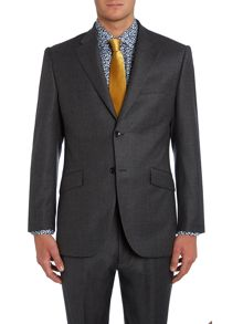 Elmont Flannel Suit Jacket