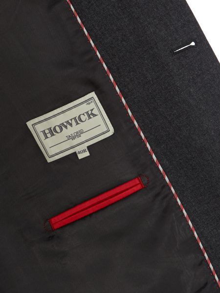 Howick Tailored Elmont Flannel Suit Jacket