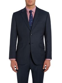 Eagon Notch Lapel Suit Jacket