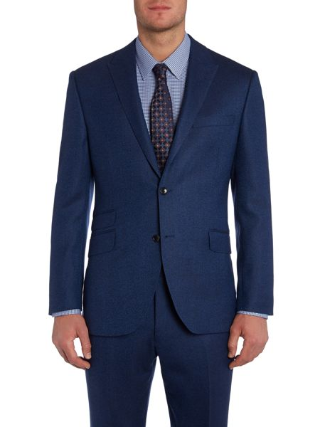 Corsivo Octavia Textured Suit Jacket