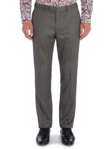 New & Lingwood Hollow Dogtooth Suit Trouser