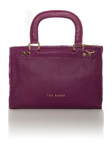 Gaitory purple medium tote bag