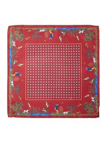 Hedon Silk Pocket Square