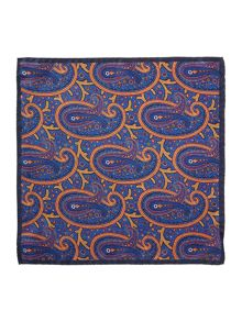 Colburn Silk Pocket Square
