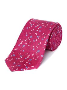 New & Lingwood Brighten Silk Tie