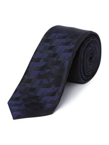 Kenneth Cole Chandler Silk Tie