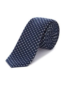 Emerson Circle Geo Silk Tie